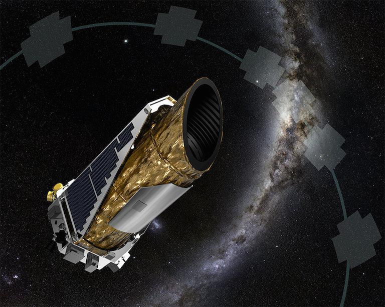 ruimtetelescoop Kepler