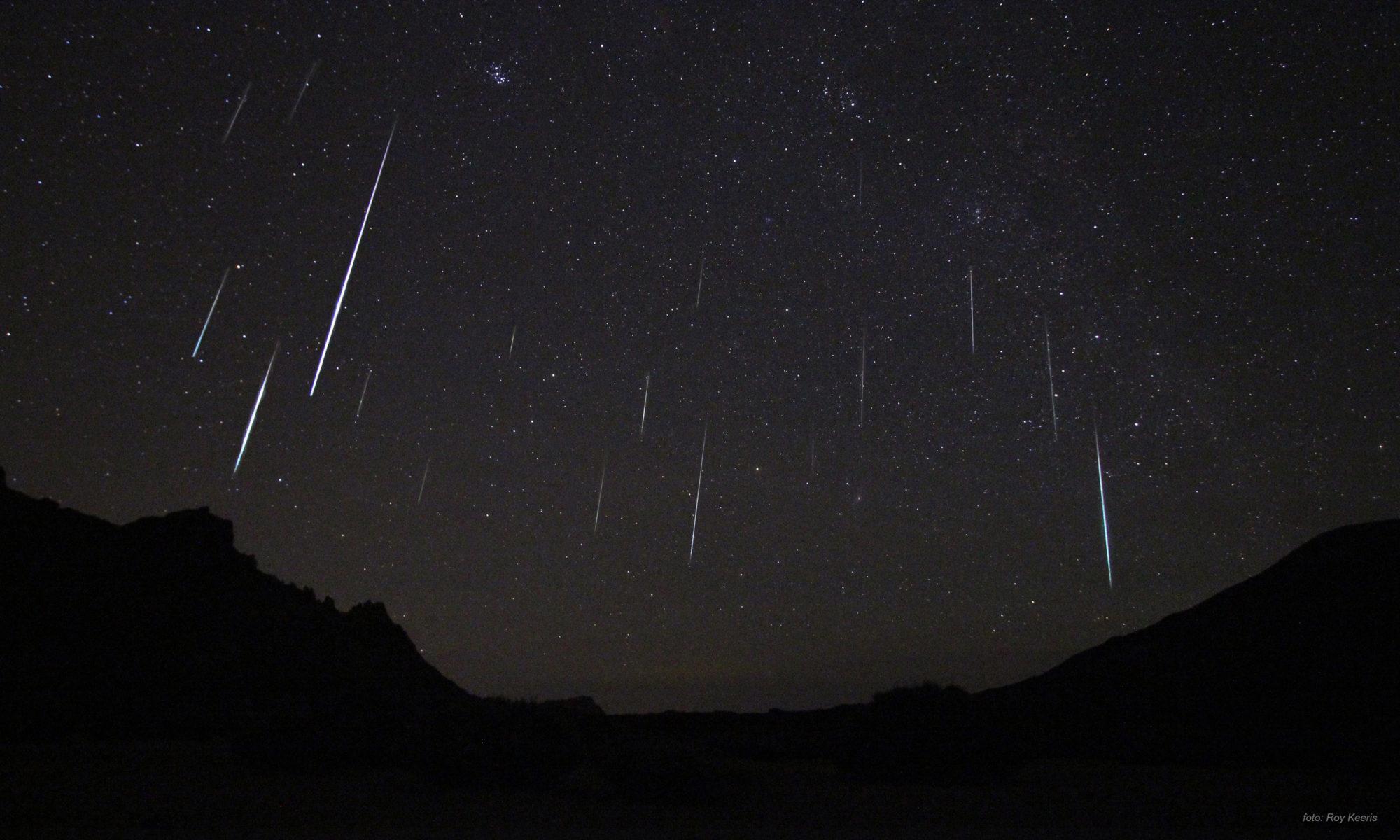 Werkgroep meteoren