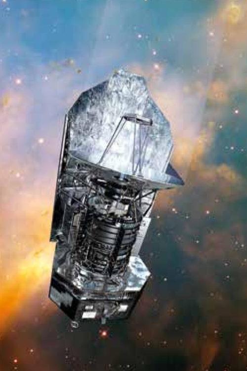 Herschel telescope gebruikt voor onderzoek