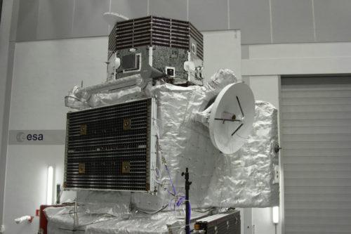 Mercury Magnetospheric Orbiter