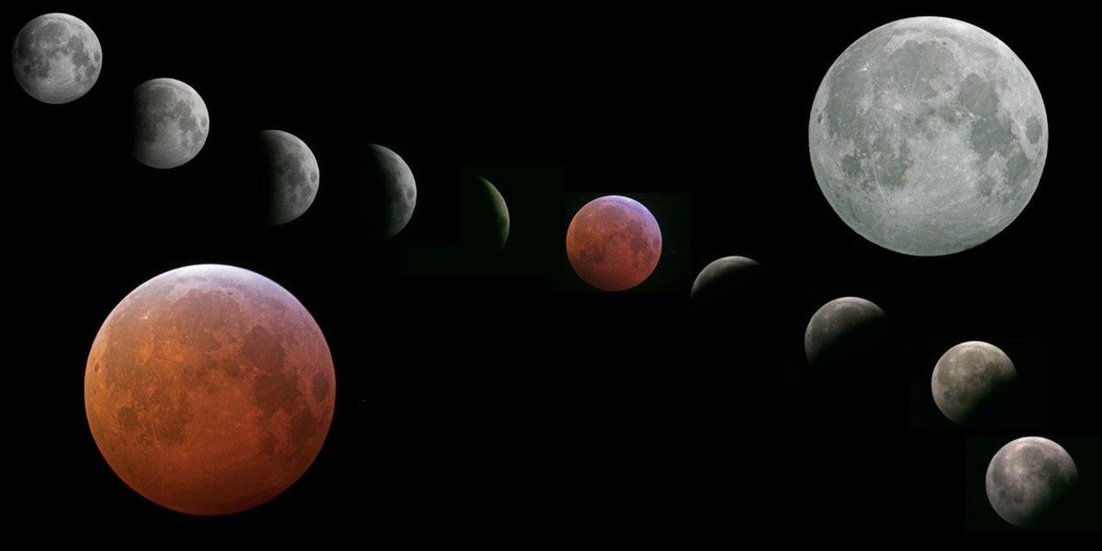 maansverduistering John van Nerum