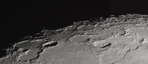Terminator op de maan