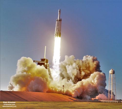Falcon Heavy Lancering1