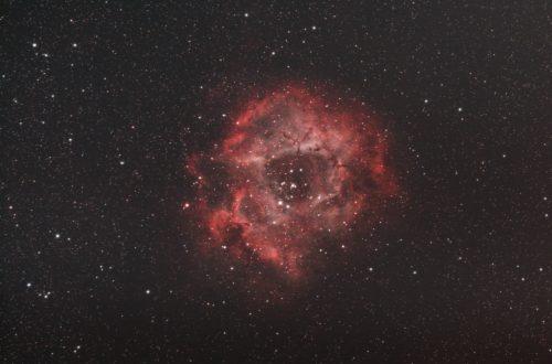 NGC2244 Rosetta nevel