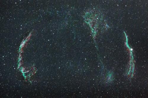 Sluiernevel NGC 6960