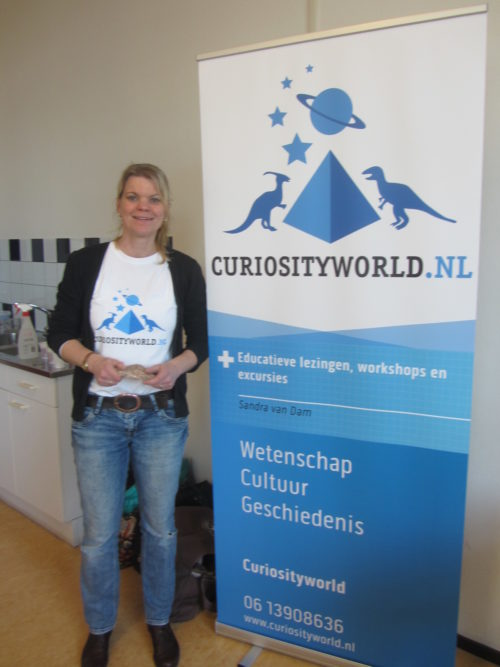 Sandra van Dam Curiosityworld
