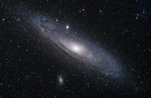"""De Andromeda """"nevel"""""""