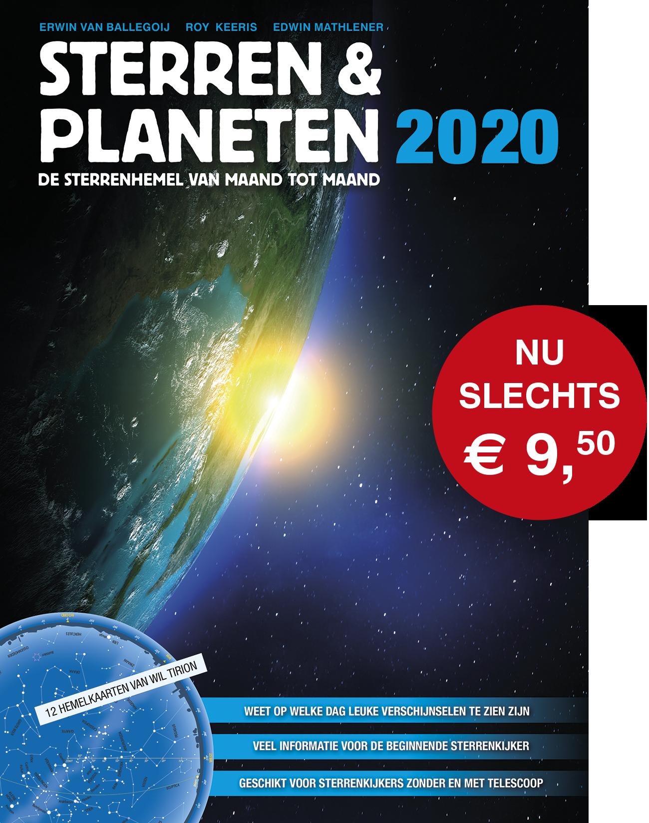 STERREN & PLANETEN 2020