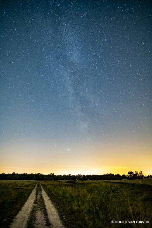 Melkweg Neterselse Heide Brabant