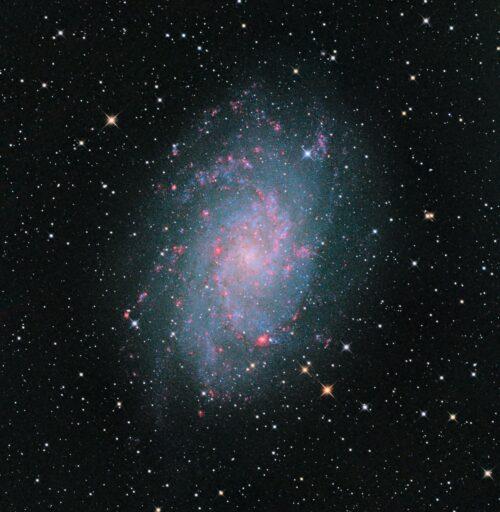 M33 driehoekstelsel