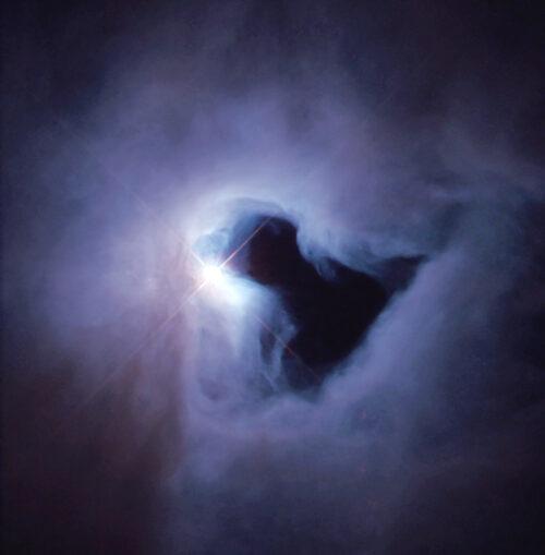 NGC 1999, de Sleutelgatnevel