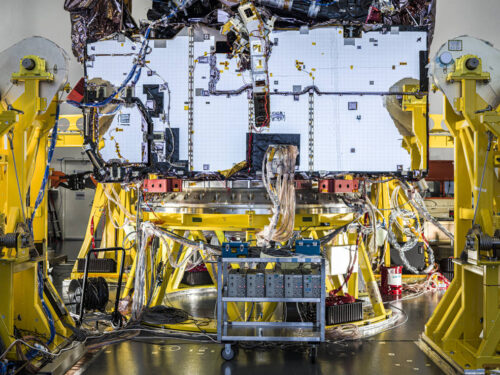 Ruimtetelescoop doorstaat belangrijke tests