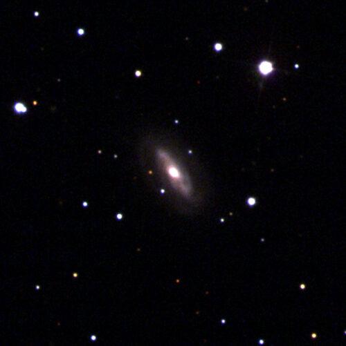 snel bewegend superzwaar zwart gat