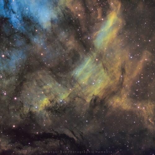 IC5068 astrofotografie